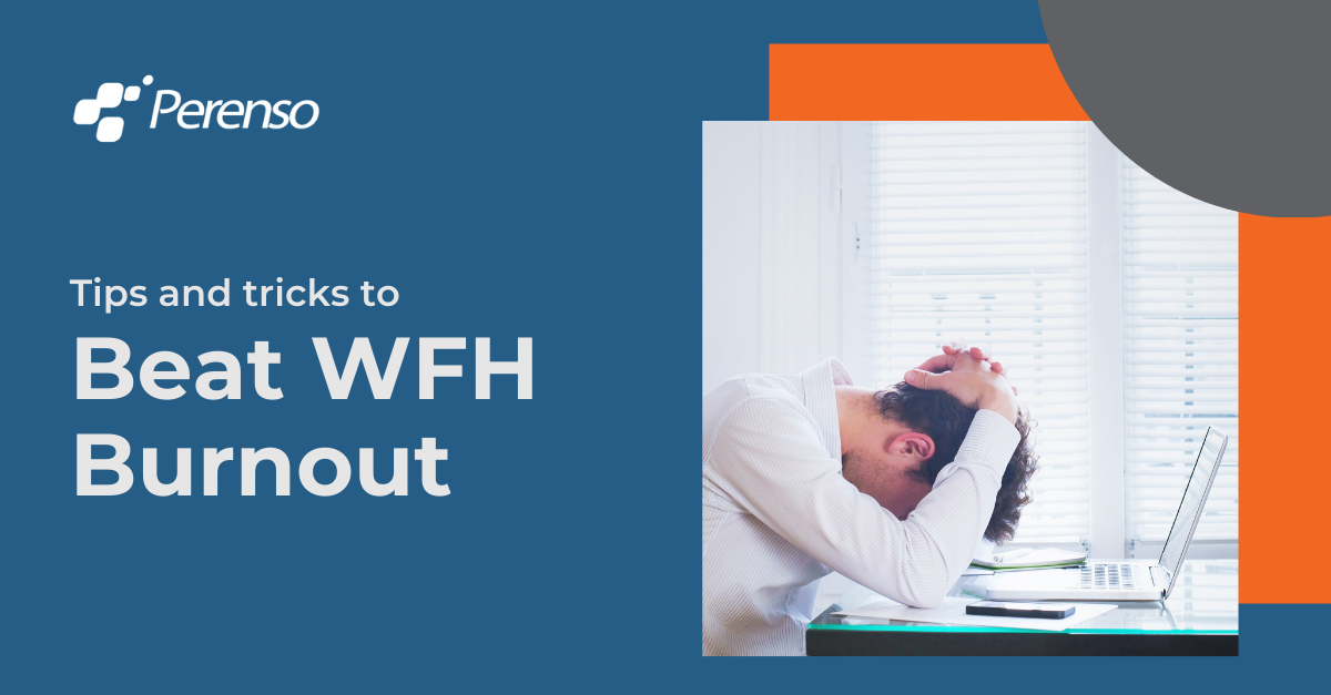 It's important to keep it human and remember what it was like working in an office. We have some tips and tricks on how to break up the monotony of WFH and keep a healthy and productive work/life balance