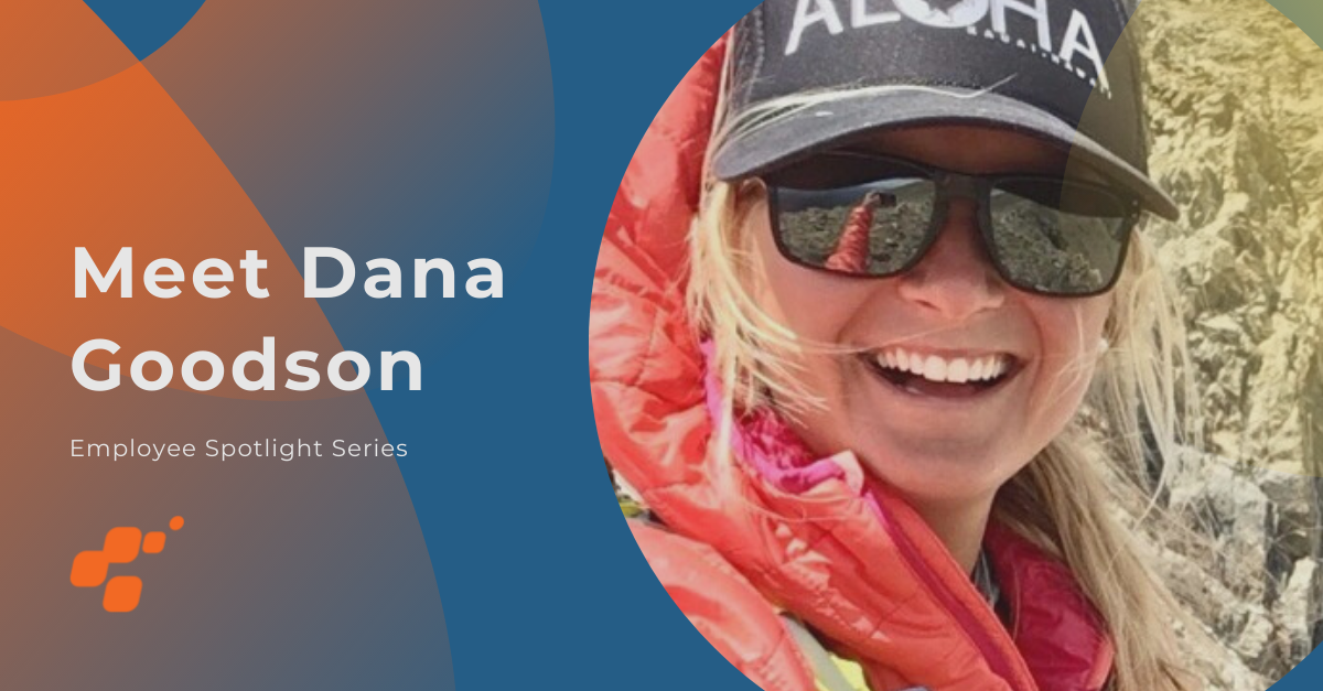 Our employee spotlight series continues with one of our Account Managers, Dana Goodson.