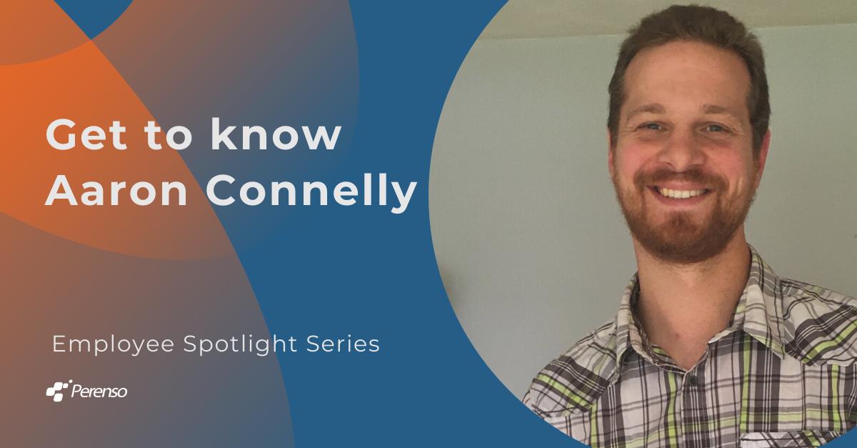 Employee Spotlight: Aaron Connelly